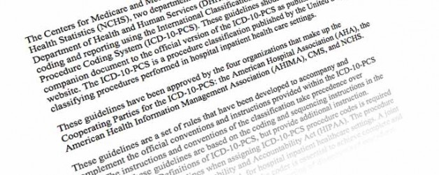 2015 GEMs and Reimbursement Mappings for ICD-10 Now Available